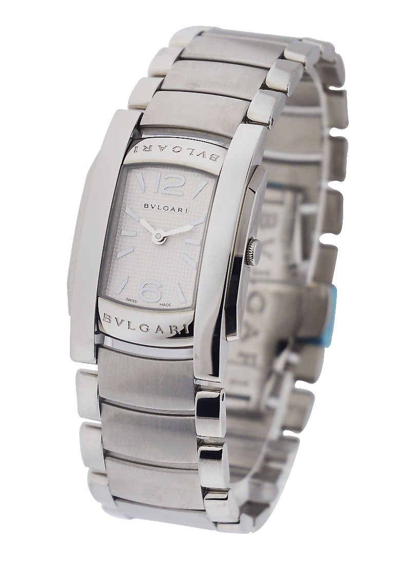 Bvlgari Assioma D Series in Steel