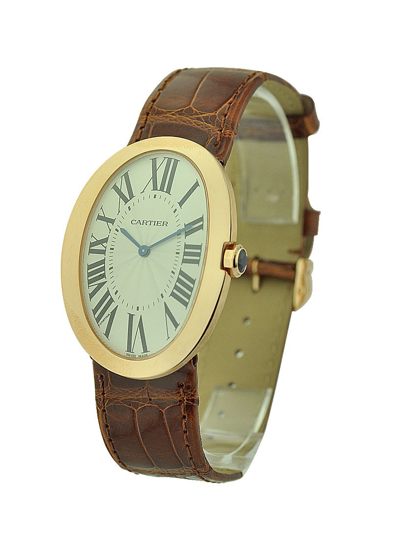 Cartier Baignoire Large in Rose Gold