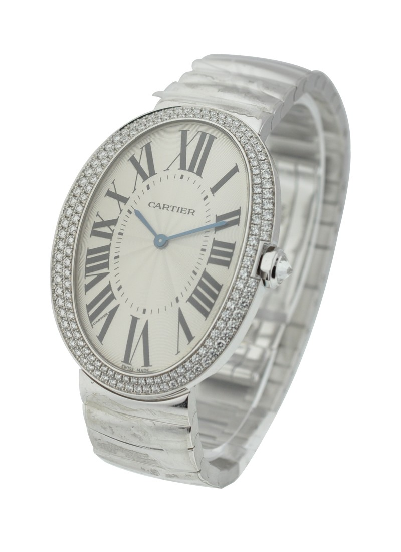 wb520010 cartier baignoire 1920 white gold essential watches. Black Bedroom Furniture Sets. Home Design Ideas