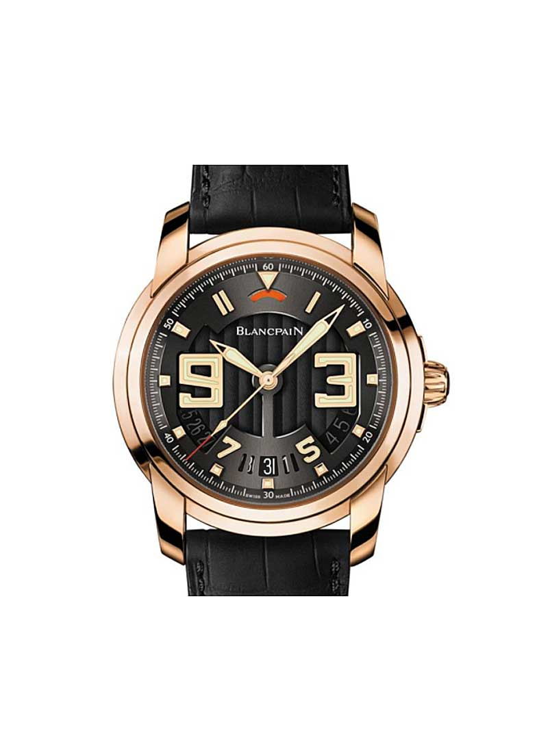 Blancpain L Evolution Automatique 8 Jours 43.5mm in Rose Gold