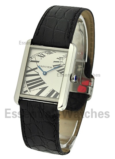 Cartier Tank Solo Large in Steel