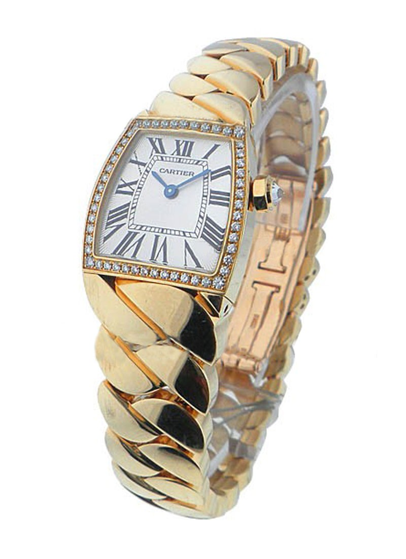 Cartier La Dona de Cartier Small in Yellow Gold