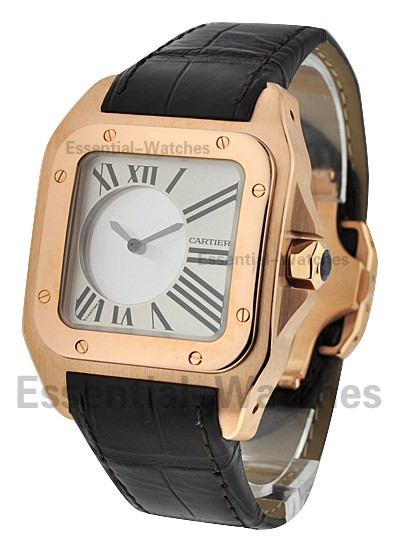 Cartier Santos 100 XL Mystery Skeleton - Limited to 40 pcs