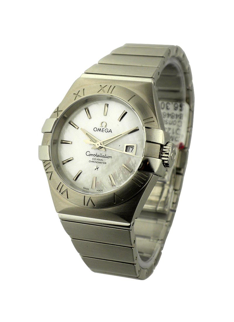 Omega Constellation '09 Brushed Chronometer 31mm