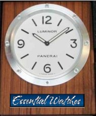 Panerai Clocks