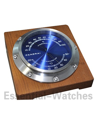 Panerai PAM 256 - Table Clock in Steel