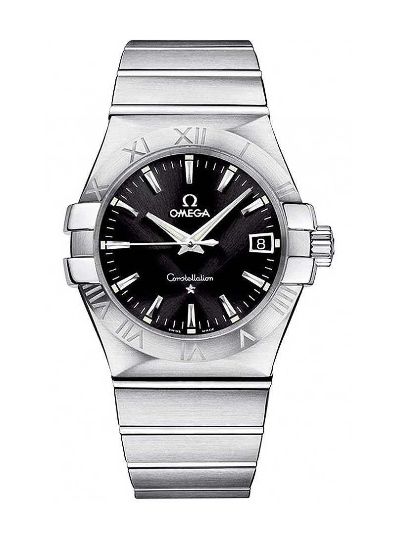 Omega Constellation 35mm in Steel