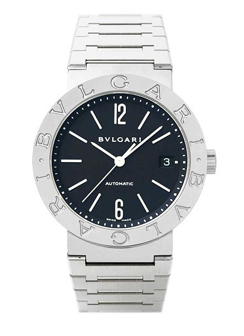 Bvlgari Bvlgari-Bvlgari 38mm Non- Chronograph in Steel