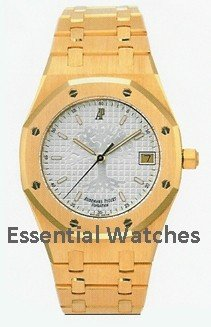 Audemars Piguet Royal Oak Foundation Time for the Trees in Yellow Gold