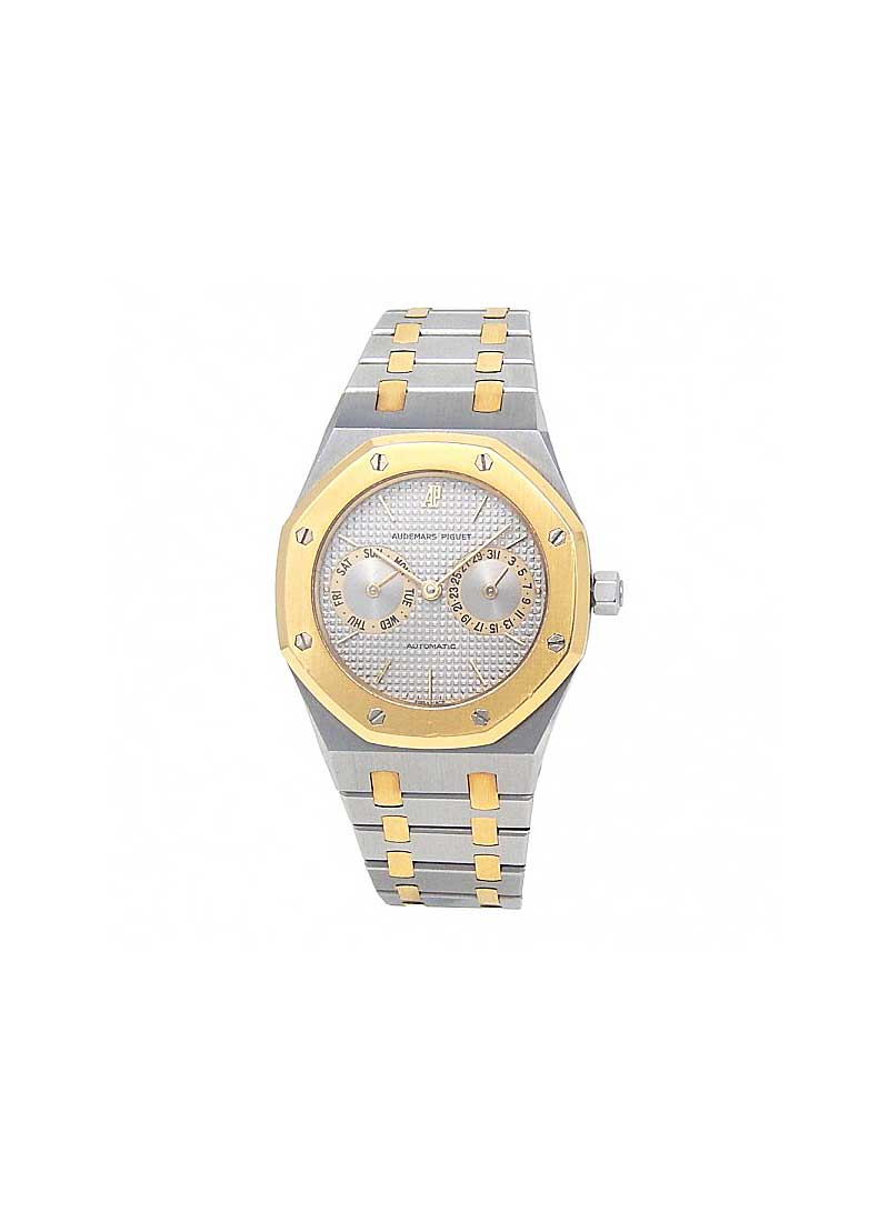 Audemars Piguet Royal Oak Day Date 36mm Automatic in Steel and Yellow Gold