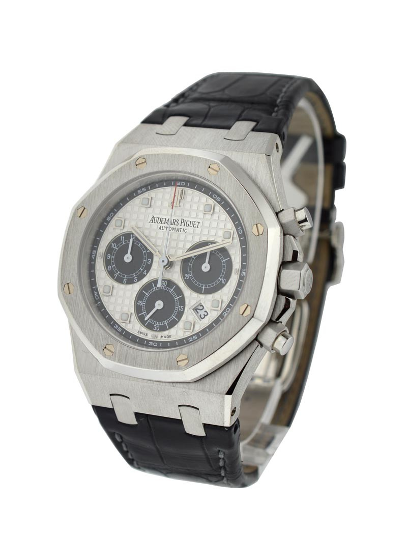 Audemars Piguet Royal Oak La Boutique in Platinum - Limited to 100 pcs