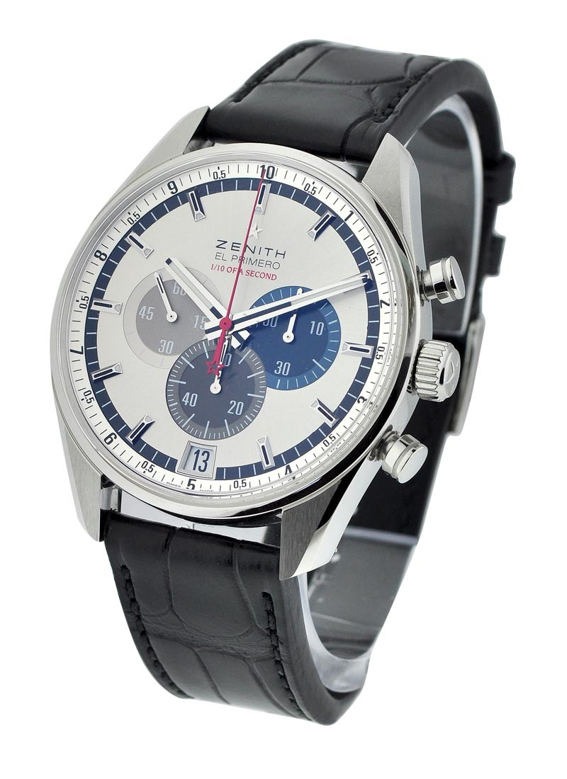 Zenith El Primero Striking 10th   Limited to 1969 pcs
