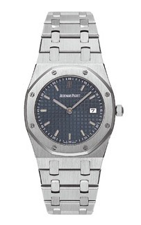 Audemars Piguet Royal Oak Quartz in Steel