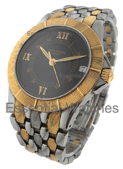 Patek Philippe Neptune Mens in 2-Tone