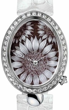 Breguet Reine de Naples In White Gold