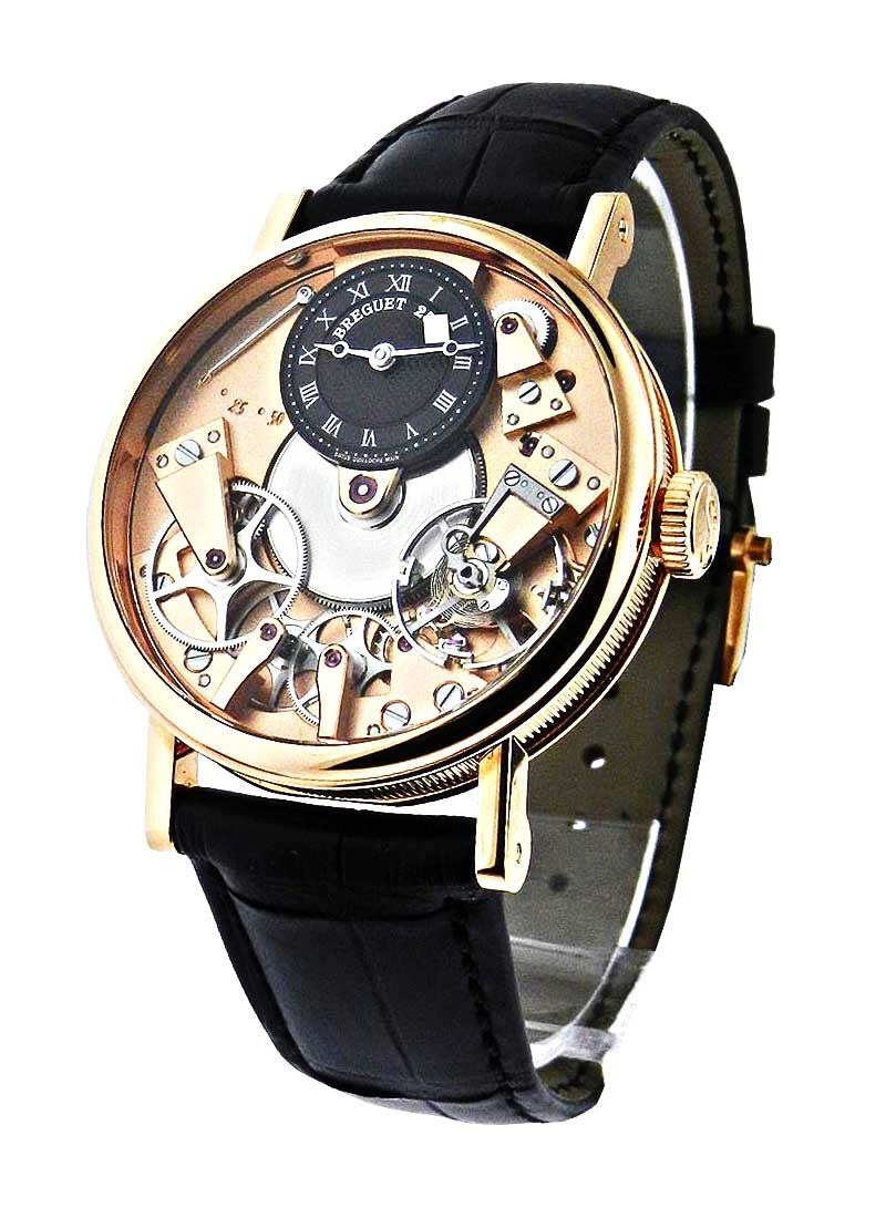 Breguet Tradition In Rose Gold