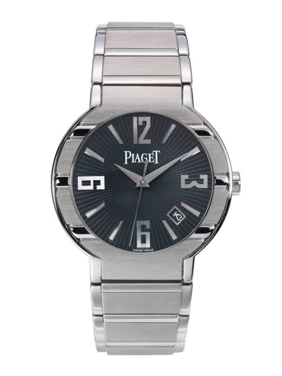 Piaget Polo Men's Automatic in White Gold