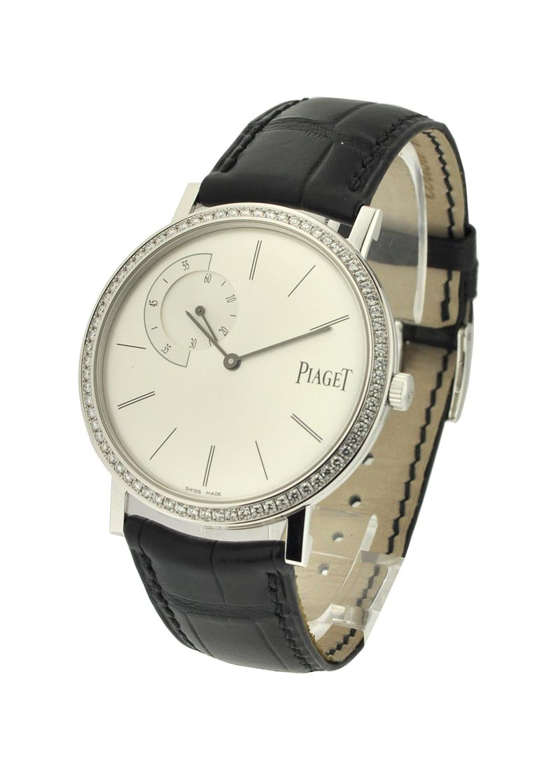 Piaget Altiplano Mens Size with Diamond Bezel