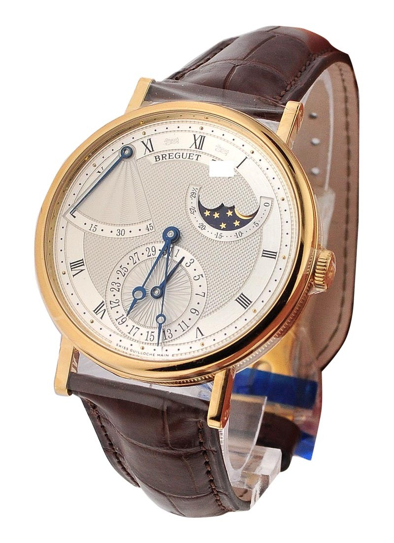 Breguet Classique Moonphase in Yellow Gold