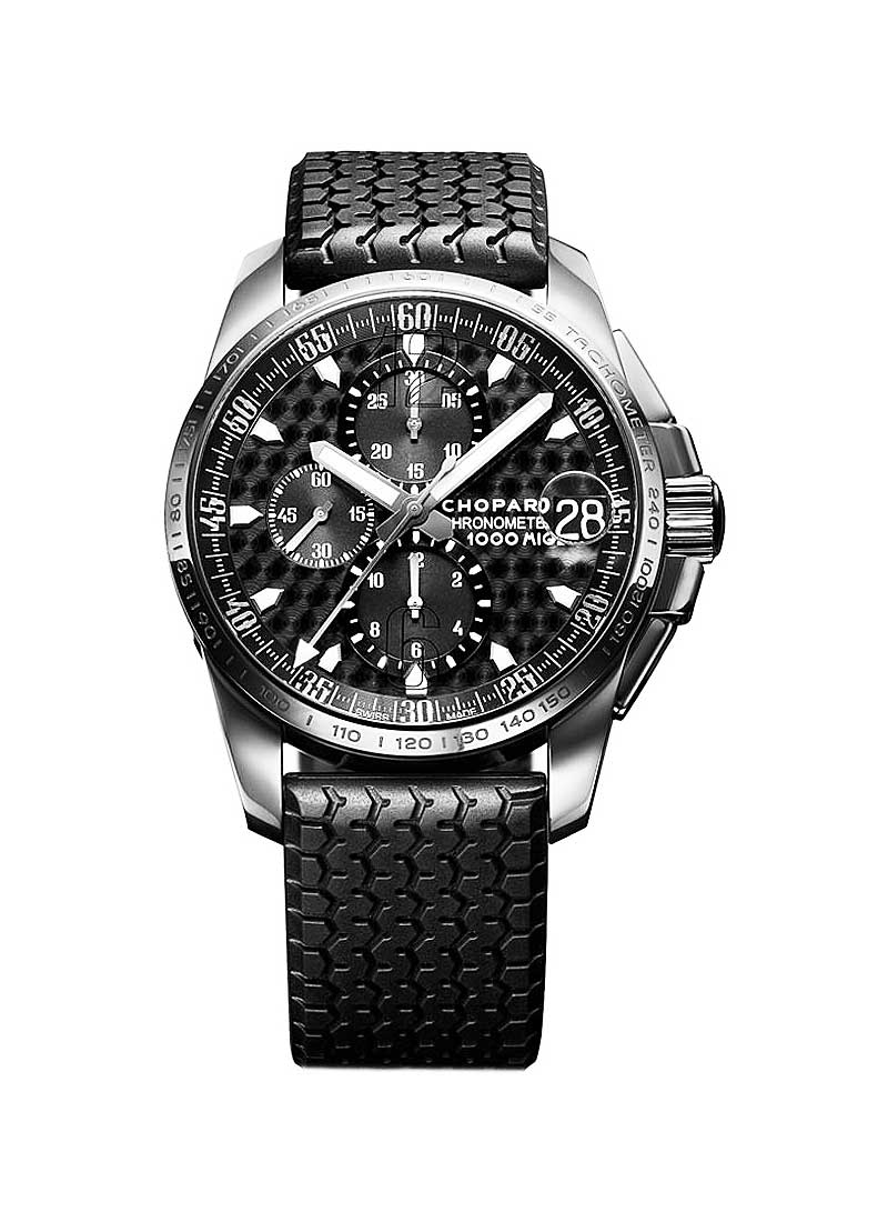 Chopard Mille Miglia GT XL in DLC-Steel