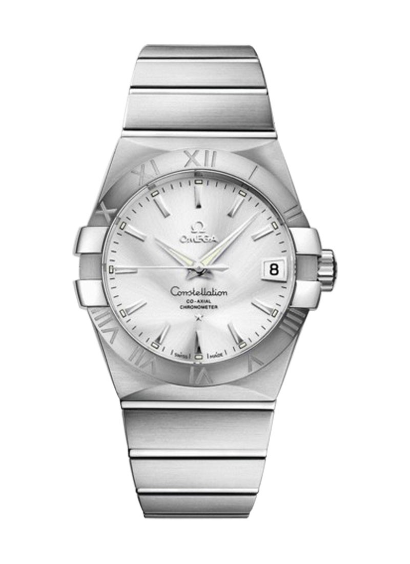 Omega Constellation Co - Axial 38mm in Steel