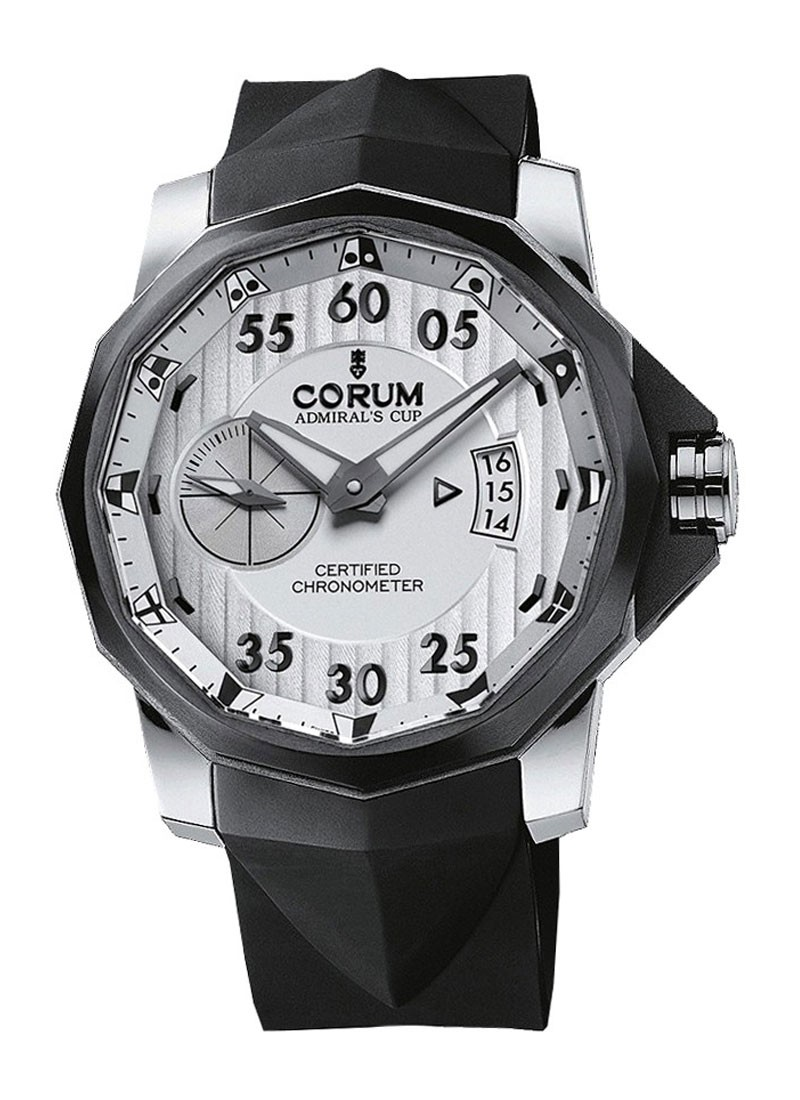 Corum Admiral's Cup Competition in Titanium