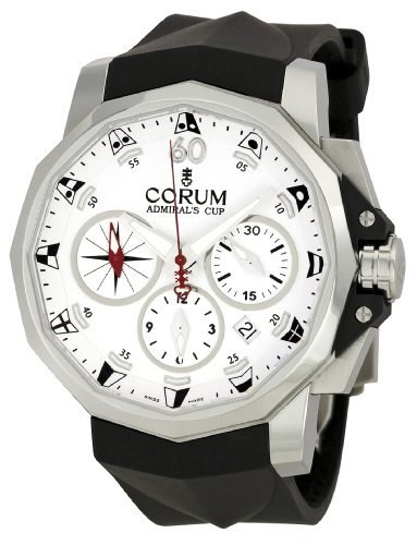 Corum Admiral's Cup 44mm Chronograph in Steel