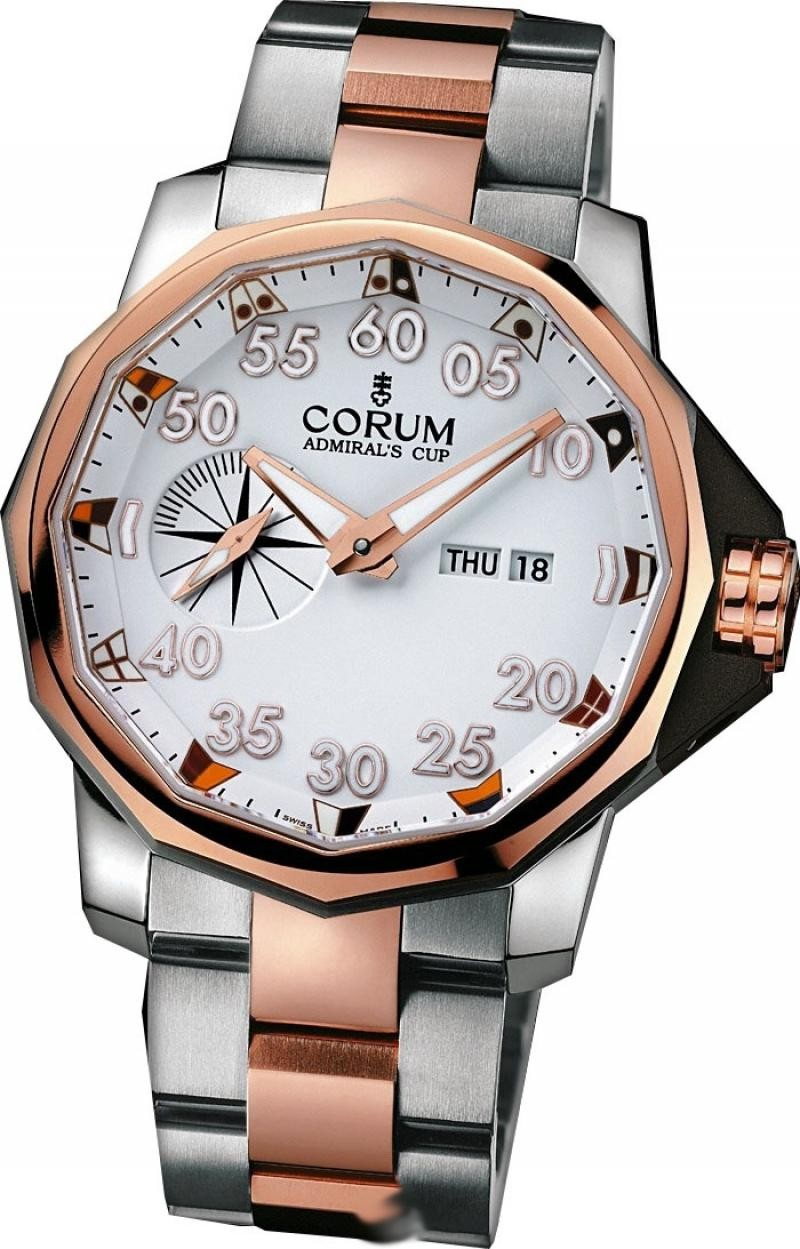 Corum Admiral's Cup Competition 48mm  in 2 Tone