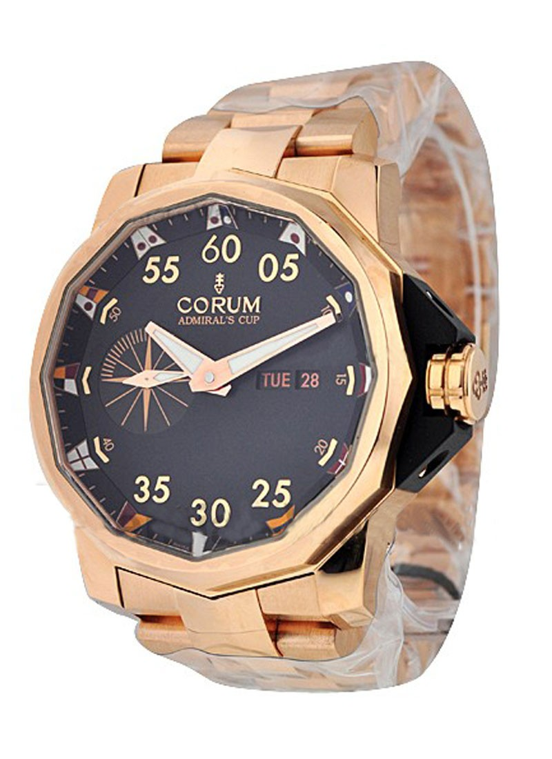 Corum Admiral's Cup Competition 48mm in Rose Gold
