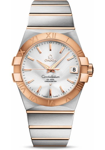 Omega Constellation Chronometer Two Tone