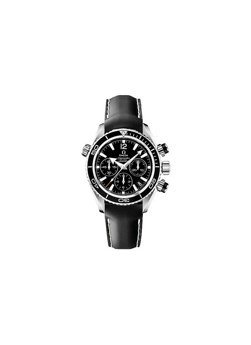 Omega Seamaster Planet Ocean Chronograph in Steel