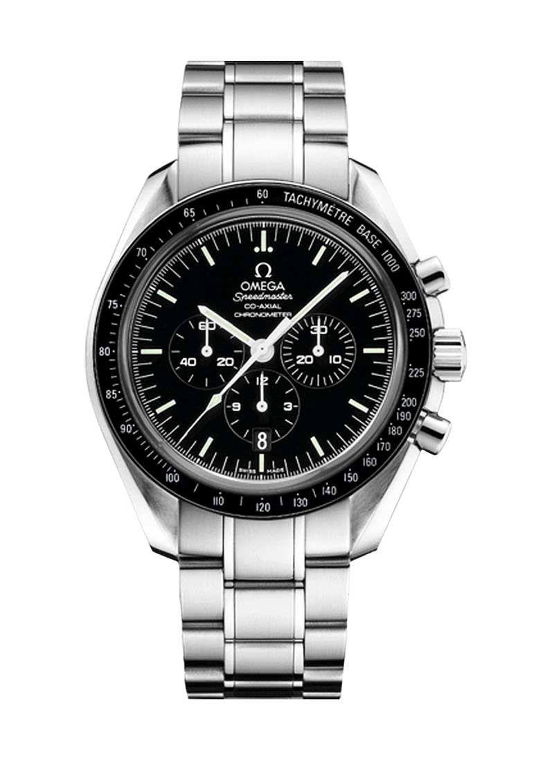 Omega Speedmaster Co-Axial Chronometer in Steel