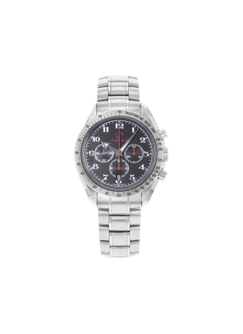 Omega Speedmaster Mens Chronograph Automatic in Steel