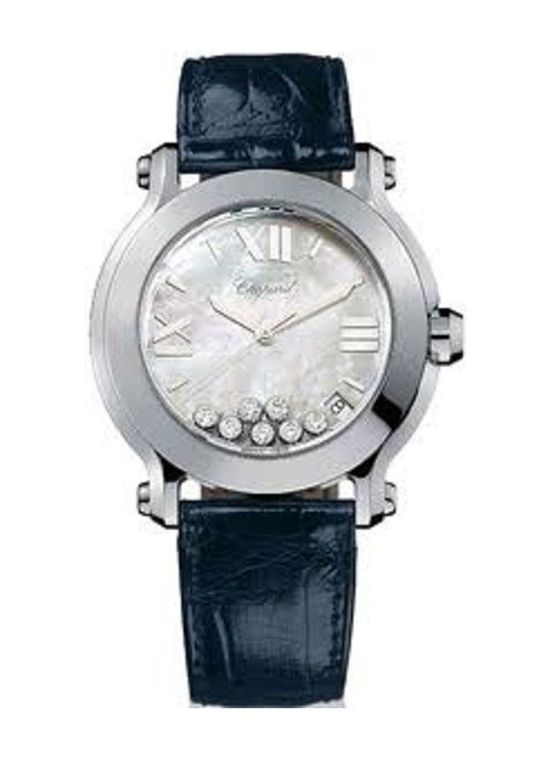 Chopard Happy Sport Round in Steel