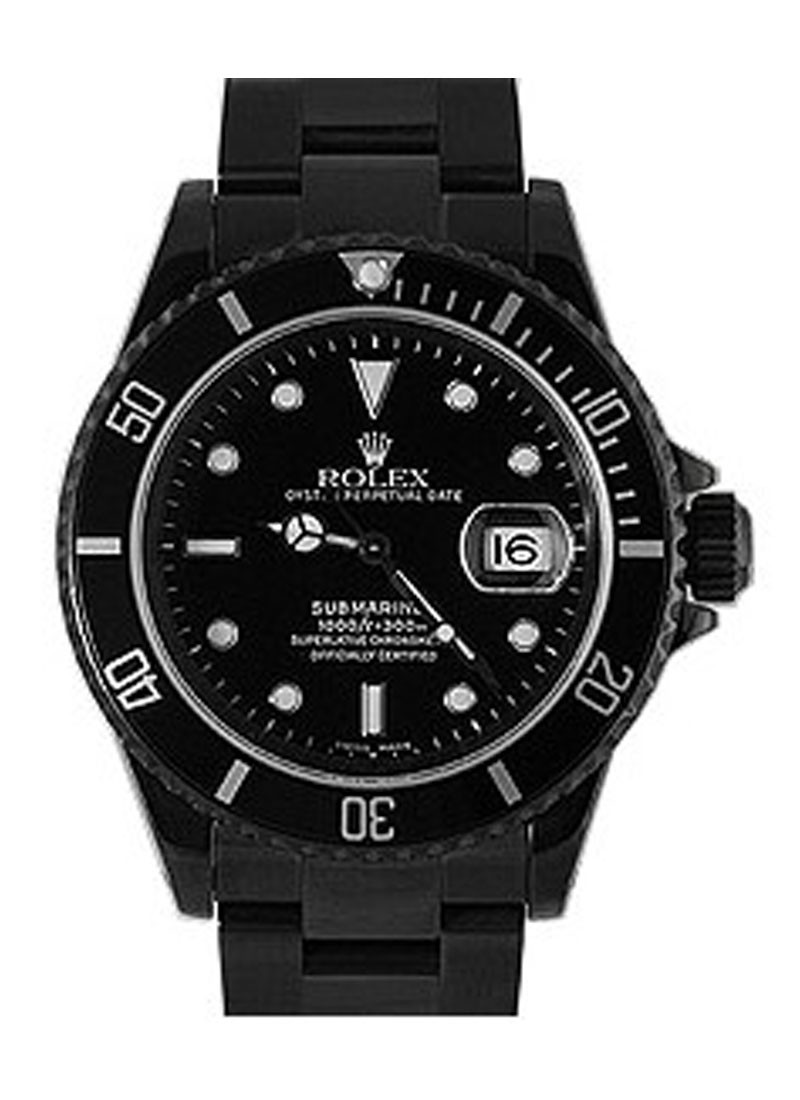 Rolex Used Oyster Perpetual Submariner Date