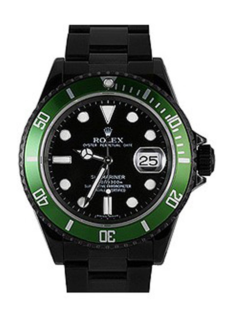 Rolex Used Oyster Perpetual Submariner 50th Anniversary Date