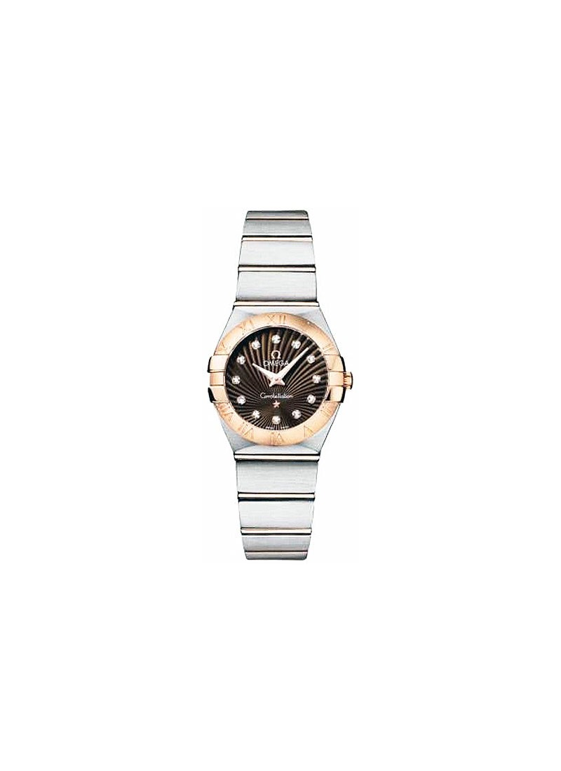 Omega Constellation Ladies Mini