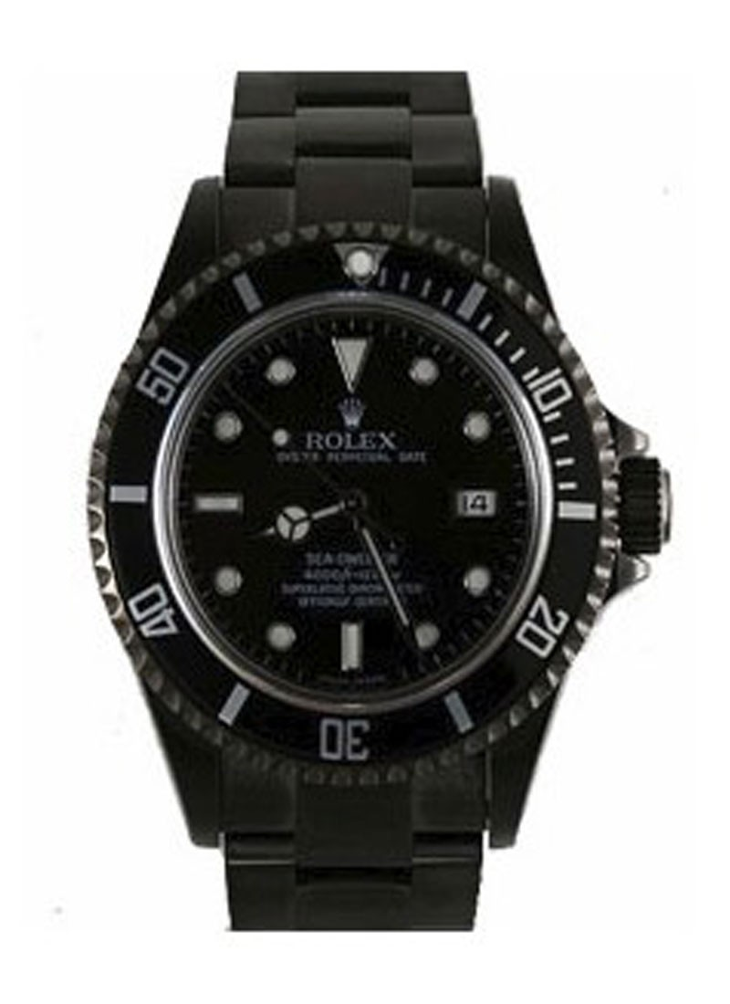 Rolex Used Oyster Perpetual Sea Dweller