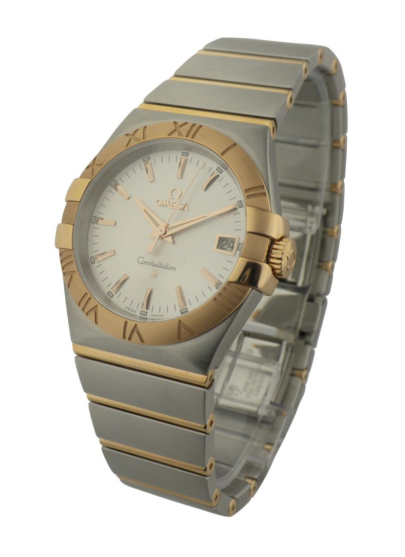 Omega Constellation Men's in Quartz in 2-Tone