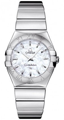 Omega Constellation 95 Lady's Small in Steel