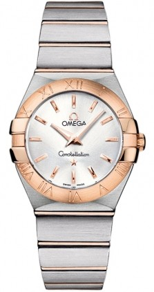 Omega Constellation 95 Lady' s Small in 2 Tone