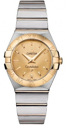 Omega Constellation 95 in 2 Tone in Steel