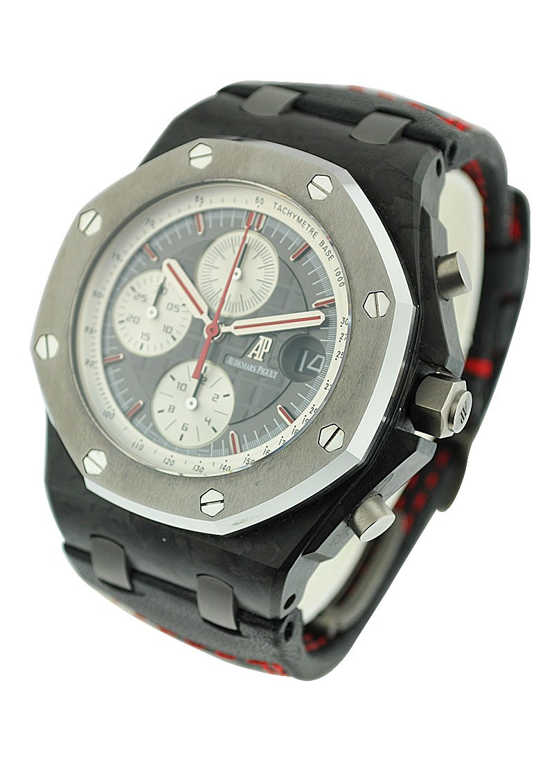 Audemars Piguet Royal Oak Offshore Jarno Trulli   Limited to 500 pcs