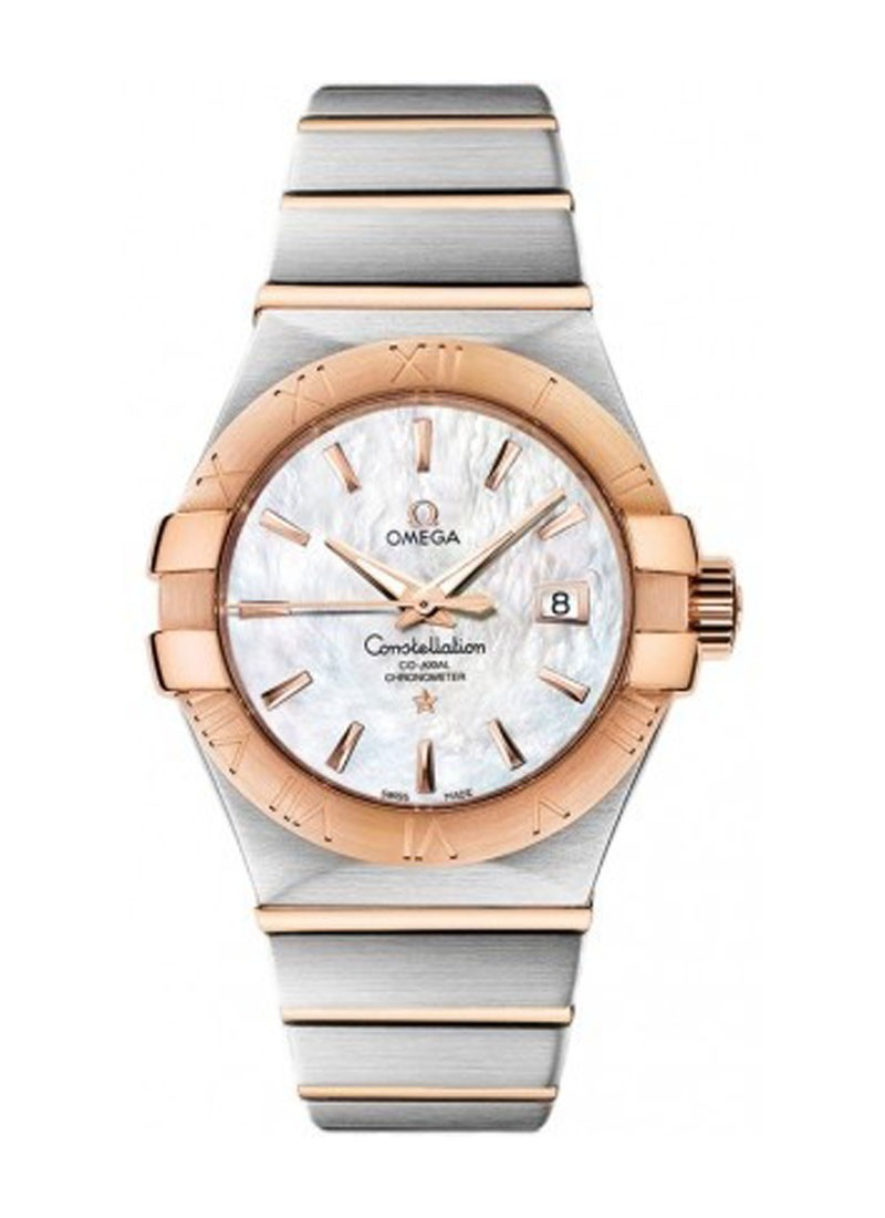 Omega Constellation Ladies Automatic in 2 - Tone