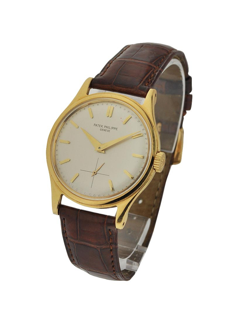 Patek Philippe Calatrava Automatic 5032 Automatic in Yellow gold