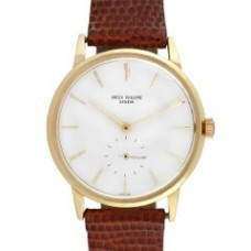 Patek Philippe Calatrava Men's Circa 1960 in Yellow Gold