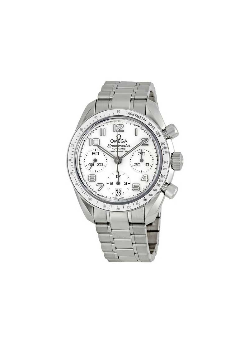 Omega Speedmaster Chronograph Tachymeter in Steel