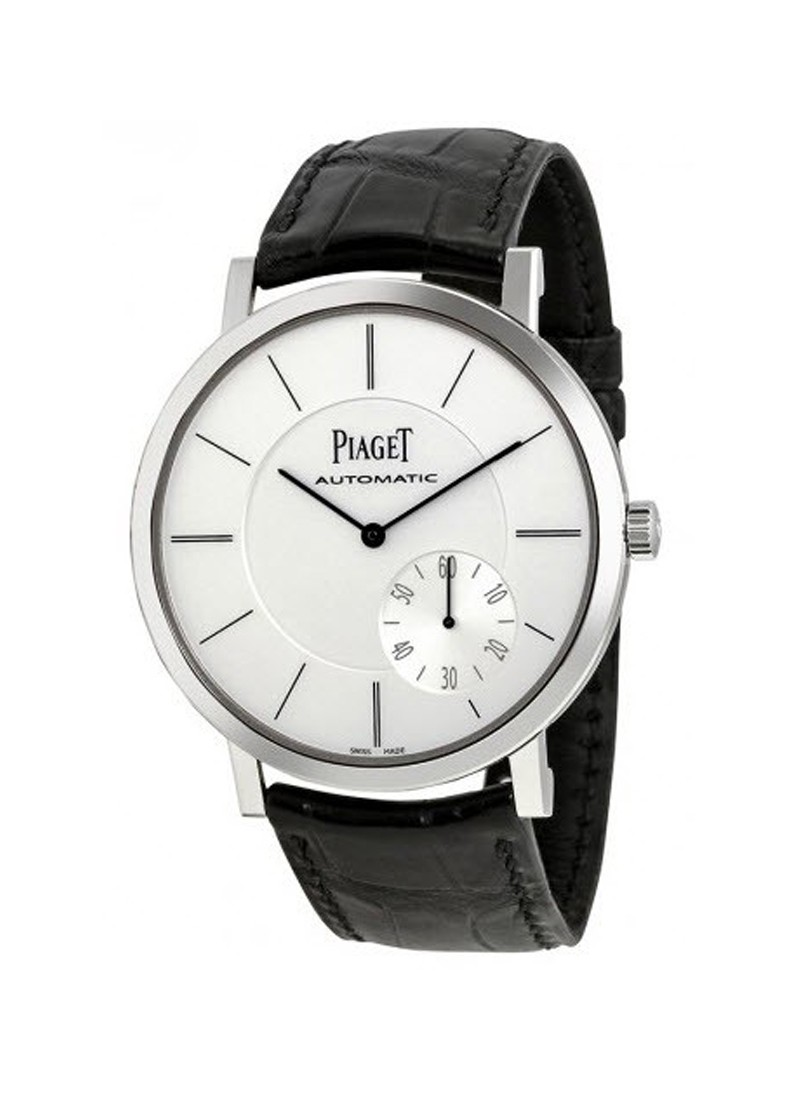 Piaget Altiplano Round in White Gold