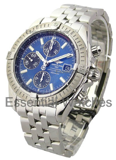 Breitling Chronomat Evolution Mens Automatic in Steel