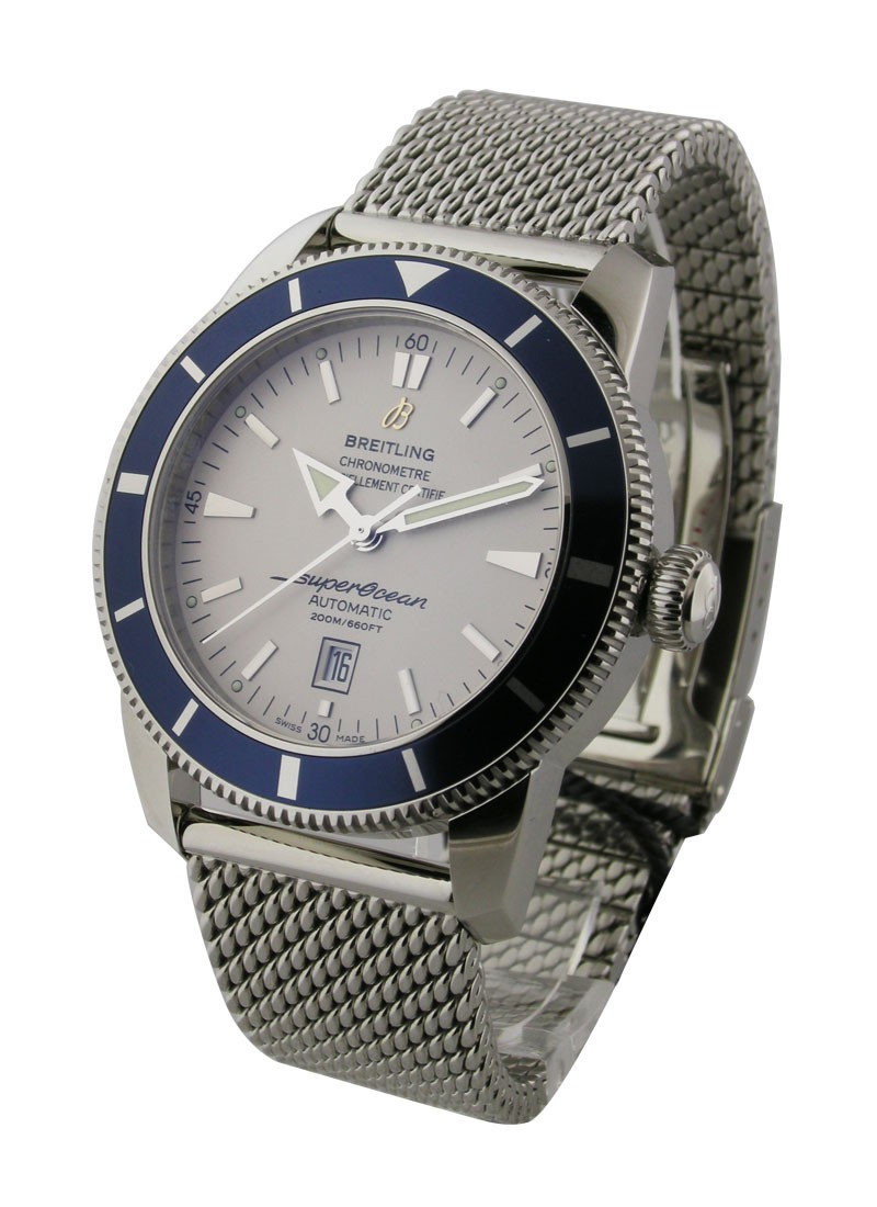 Breitling Aeromarine Superocean Heritage  46mm in Steel